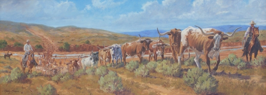 Red River Crossing, SOLD